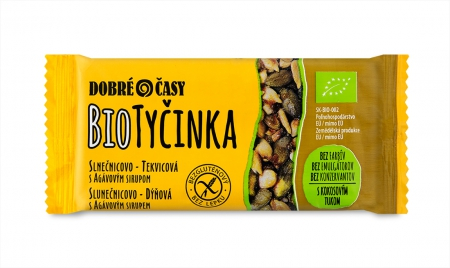 BIO BARS Sunflower – Pumpkin Glutenfree